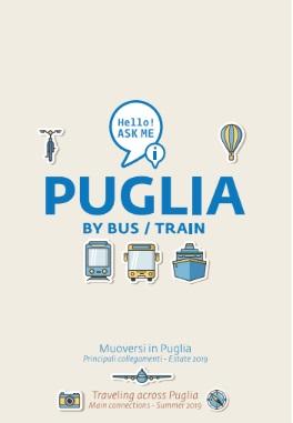 Miniatura per l'articolo intitolato:Muoversi in Puglia