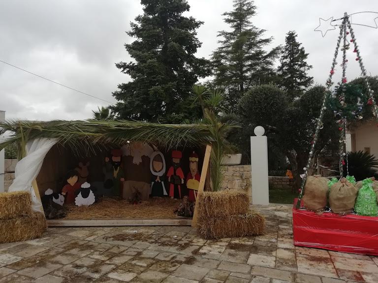 Miniatura per l'articolo intitolato:Visita guidata tra coni, presepi e mercatini di Alberobello e Coreggia