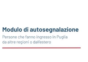 Miniatura per l'articolo intitolato:Arrivi in Puglia post-Covid