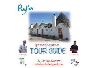 Miniatura per l'articolo intitolato:VisitAlberobello,  inizia una nuova stagione per le visite guidate.  Richiesta di supporto mediatico ai Comuni